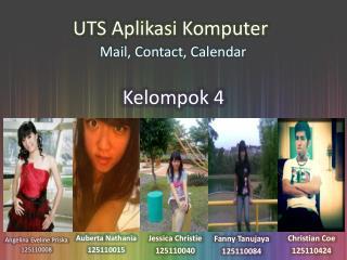 UTS  Aplikasi Komputer