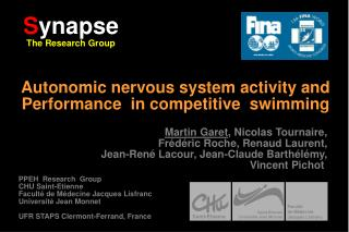 Autonomic nervous system activity and Performance  in competitive  swimming