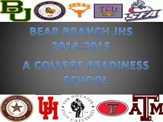 A COLLEGE READINESS SCHOOL