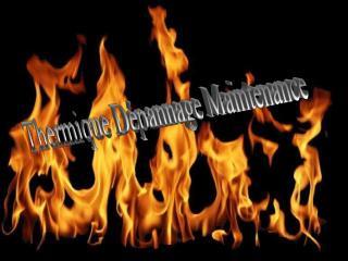 Thermique Dépannage Maintenance