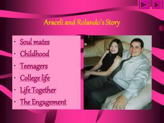 Araceli and Rolando's Story