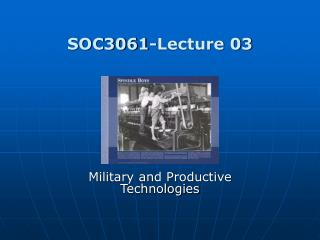 SOC3061-Lecture 03