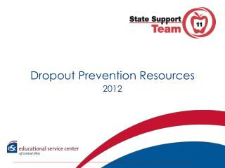Dropout Prevention Resources 2012