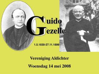 Vereniging Aldichter Woensdag 14 mei 2008