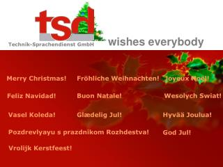 wishes everybody