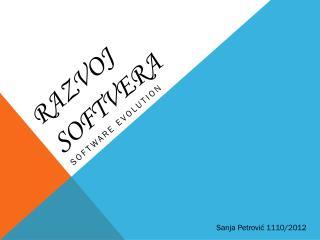 Razvoj softvera