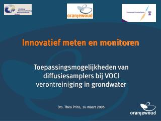 Innovatief meten en monitoren