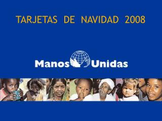 TARJETAS  DE  NAVIDAD  2008
