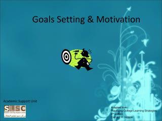 Goals Setting & Motivation