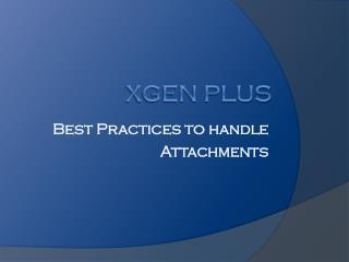 XGen Plus