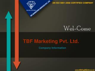 TBF Marketing Pvt. Ltd.