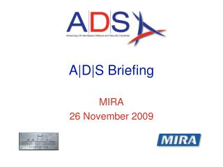 A|D|S Briefing