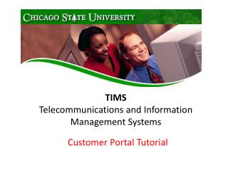 TIMS Telecommunications and Information Management Systems