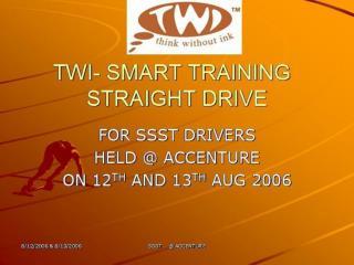 TWI.ACC.SSST1208