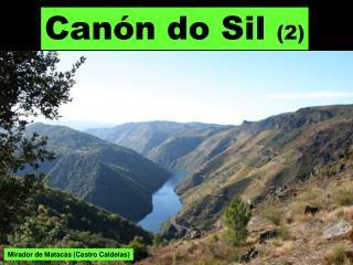 Canón do Sil  (2)
