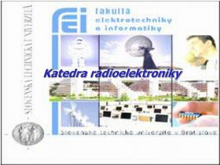 Katedra rádioelektroniky