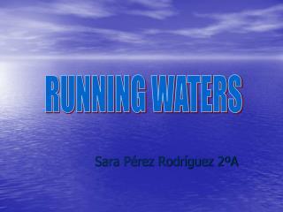 Sara Pérez Rodríguez 2ºA