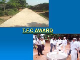 T.F.C AWARD