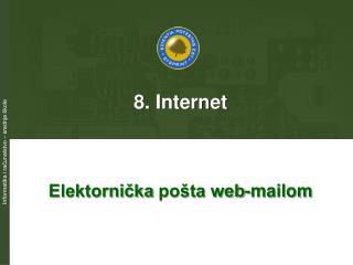 Elektornička  pošta web- mailom