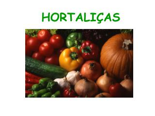 HORTALI AS