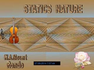 STATICS  NATURE