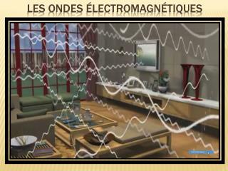 Les ondes �lectromagn�tiques