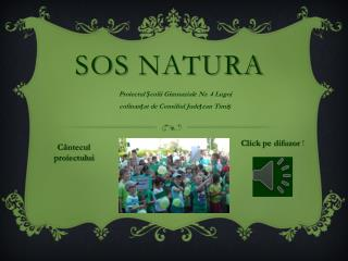 SOS  Natura
