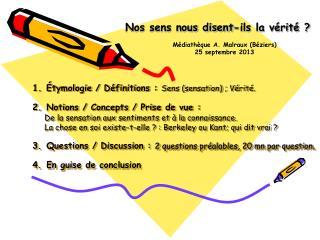 Médiathèque A. Malraux (Béziers)  25 septembre 2013