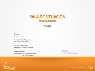 SALA DE SITUACI�N