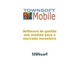 Software de gestão sob medida para o mercado moveleiro