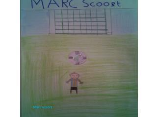 Marc scoort