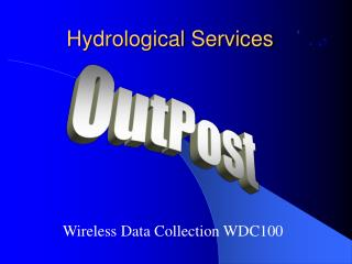 Hydrological Services