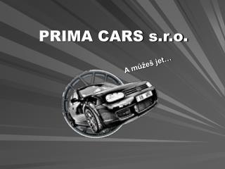 PRIMA CARS s.r.o.