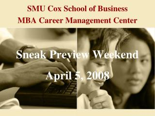 SMU Cox School of Business MBA Career Management Center