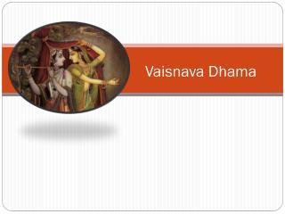 Vaisnava Dhama