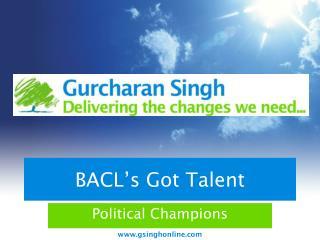 BACL's Got Talent