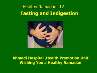 Healthy Ramadan -12