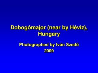 Dobogómajor (near by Héviz), Hungary