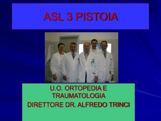 ASL 3 PISTOIA