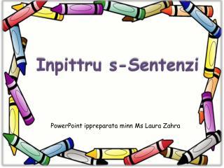Inpittru  s- Sentenzi