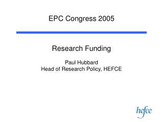 EPC Congress 2005