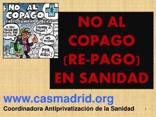 Coordinadora Antiprivatización  de la  Sanidad