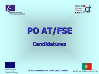 PO AT/FSE