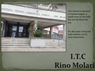 I.T.C  Rino Molari