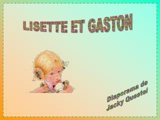 LISETTE ET GASTON