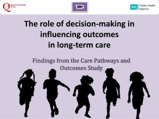 The role of decision-making in influencing outcomes  in long-term care