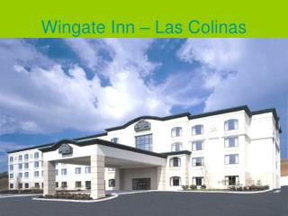 Wingate Inn – Las Colinas