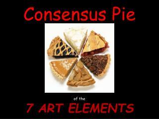 Consensus Pie