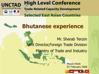 Bhutanese experience