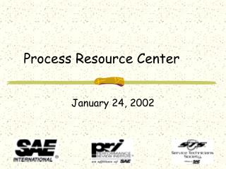 Process Resource Center